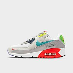 Big Kids' Nike Air Max 90 EOI Casual Shoes