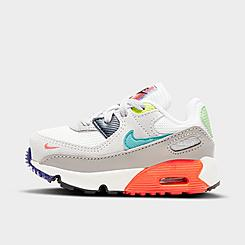 Kids' Toddler Nike Air Max 90 EOI Casual Shoes