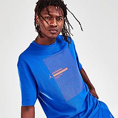 Men's Jordan 23 Engineered Grid Graphic T-Shirt