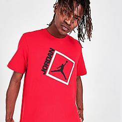 Men's Jordan Jumpman Box Crew T-Shirt