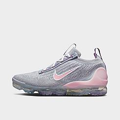 Girls' Nike Air VaporMax 2021 Flyknit Running Shoes