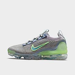 Big Kids' Nike Air VaporMax 2021 Flyknit Running Shoes