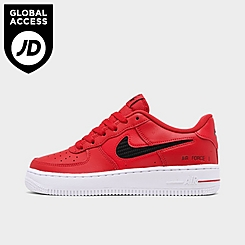 Big Kids' Nike Air Force 1 Low SE Casual Shoes