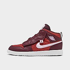Girls' Little Kids' Jordan 1 Mid SE Casual Shoes