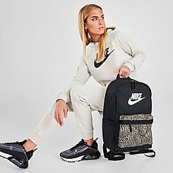 Nike Heritage Animal Print Backpack