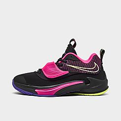 Big Kids' Nike Zoom Freak 3 Basketball Shoes