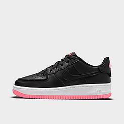 Girls' Big Kids' Nike Air Force 1/1 Casual Shoes