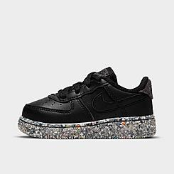 Kids' Toddler Nike Air Force 1 SE Casual Shoes