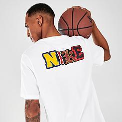 Men's Nike Dri-FIT Mash-Up Basketball T-Shirt