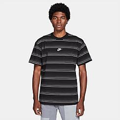 Men's Nike Sportswear Premium Essential Striped T-Shirt