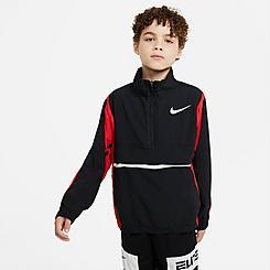 Boys' Nike Crossover Basketball Jacket