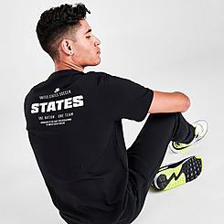 Men's Nike USA Flag T-Shirt