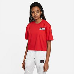 Women's Jordan Paris Saint-Germain Crop T-Shirt