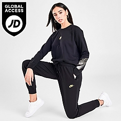 Women's Nike Sportswear Shine Fleece Jogger Pants