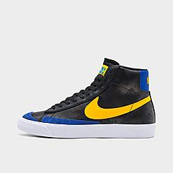 Men's Nike Blazer Mid '77 Peace, Love, and Basketball Casual Shoes