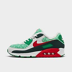 Nike Air Max 90 Christmas Sweater Casual Shoes