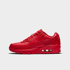 Big Kids' Nike Air Max 90 Casual Shoes