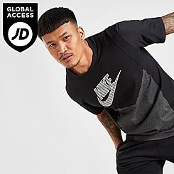 Men's Nike Sportswear Hybrid T-Shirt