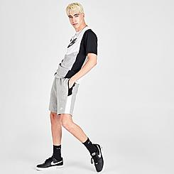 Men's Nike Sportswear Hybrid French Terry Shorts