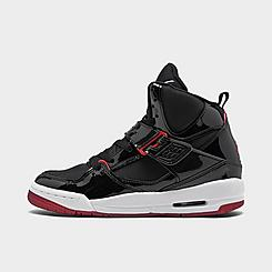 Boys' Big Kids' Jordan Flight 45 High Casual Shoes