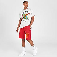 Men's Nike Sportswear 1972 Club Fleece Shorts