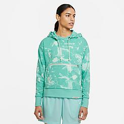 Women's Nike Sportswear Standard Issue Printed Hoodie