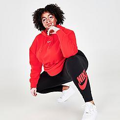 Women's Nike Sportswear Essential High-Waisted Leggings (Plus Size)