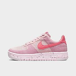 Women's Nike Air Force 1 Crater Flyknit Casual Shoes