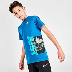 Boys' Nike Sportswear Exploded JDI T-Shirt