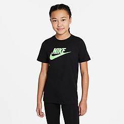 Kids' Nike Sportswear Futura Glow T-Shirt