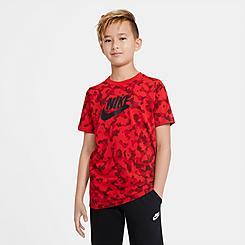 Boys' Nike Futura AOP T-Shirt