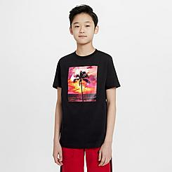 Boys' Nike Air Photo T-Shirt