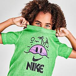 Boys' Nike Washed Sunset T-Shirt