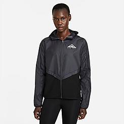 Women's Nike Shield Trail Running Jacket
