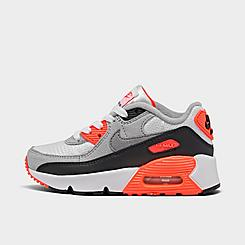 Little Kids' Nike Air Max 90 QS Casual Shoes