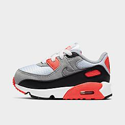 Kids' Toddler Nike Air Max 90 QS Casual Shoes