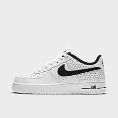 Big Kids' Nike Air Force 1 '07 Casual Shoes