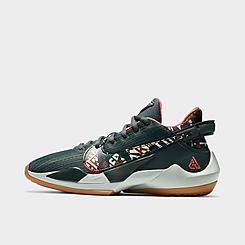 Boys' Big Kids' Nike Freak 2 Basketball Shoes