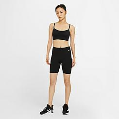 Women's Nike One Mid-Rise 7 Inch Bike Shorts