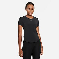Women's Nike Dri-FIT One Luxe Short-Sleeve Training Top