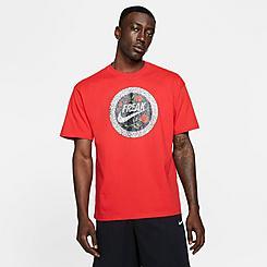 Men's Nike Giannis Swoosh Freak Basketball T-Shirt