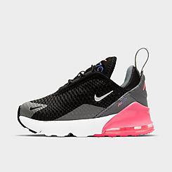 Girls' Toddler Nike Air Max 270 Casual Shoes