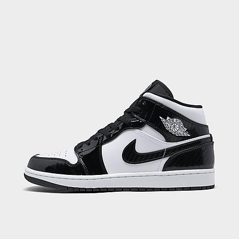 Nike Air Jordan 1 Mid Se Asw Casual Shoes Size 12.0 Leather In ...