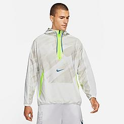 Men's Nike Dri-FIT Sport Clash Half-Zip Hoodie