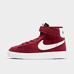 Little Kids' Nike Blazer Mid '77 Suede Casual Shoes