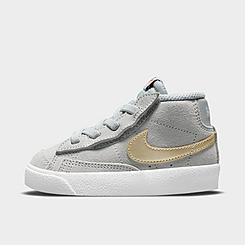 Kids' Toddler Nike Blazer Mid '77 Suede Casual Shoes