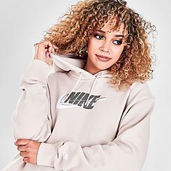 Women's Nike Sportswear Futura Pullover Hoodie