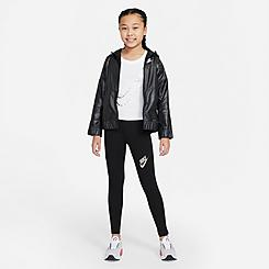Girls' Nike Sportswear Favorites High-Waisted Leggings