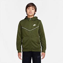 Boys' Nike Sportswear Full-Zip Hoodie