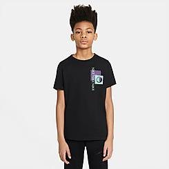 Boys' Nike Festival Back Hit T-Shirt